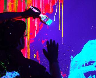 Fluor Paint Show