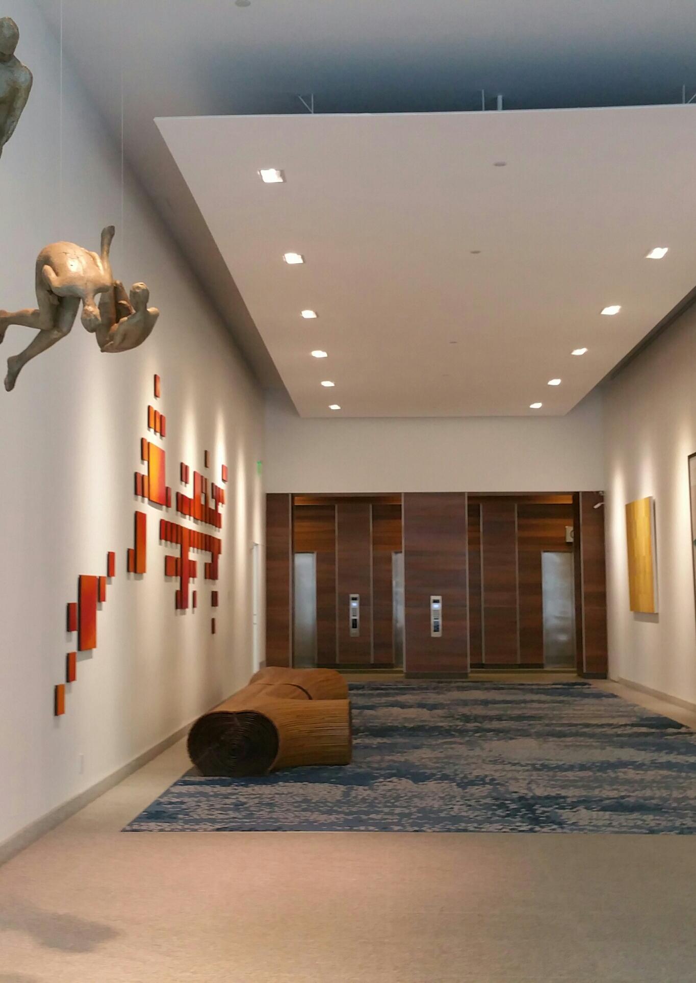 Interior Lobby