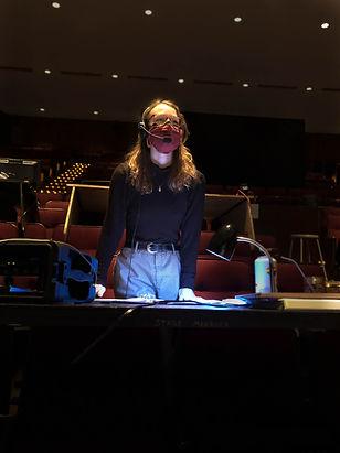 stage manager; emma prange