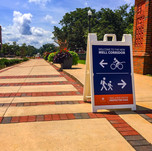Mell Corridor at Auburn University