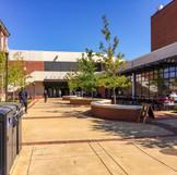 Foy Hall Courtyard at Auburn University