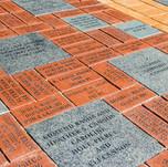 Alumni Walk at Auburn University