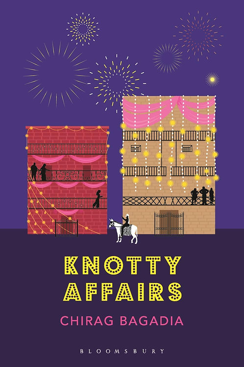 PAPERBACK - Knotty Affairs by Chirag Bagadia