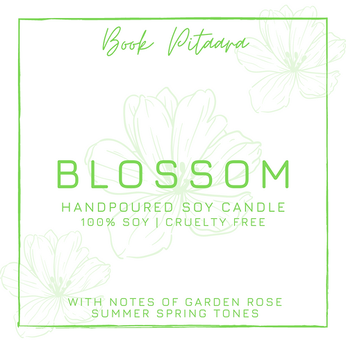 Blossom - 6 oz Soy Candle
