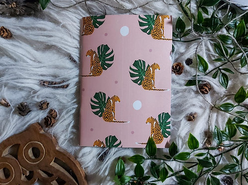 Nature in Peaches - Notebook