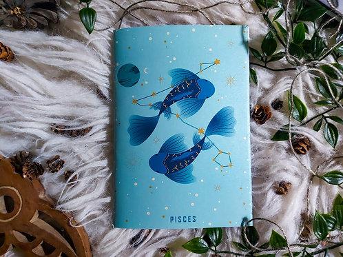 ZODIAC - Pisces - Notebook