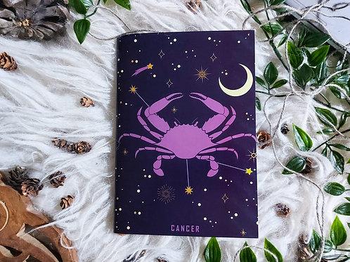 ZODIAC - Cancer - Notebook