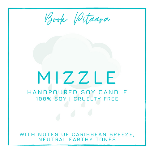 Mizzle - Seasonal Scented Candle