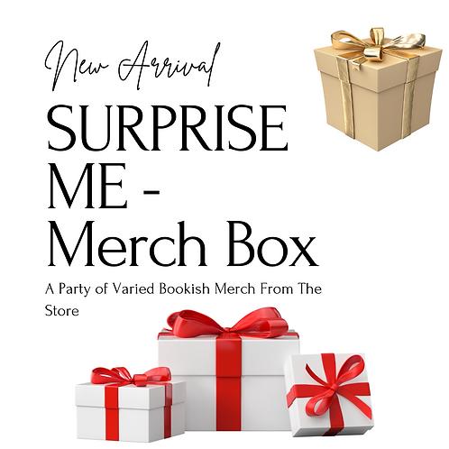 SURPRISE ME - Merch Box
