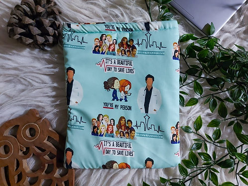 GREY'S ANATOMY - BOOKSLEEVES