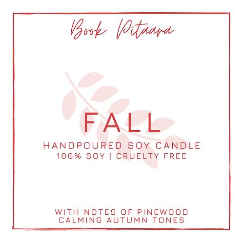 FALL - Seasonal Candle