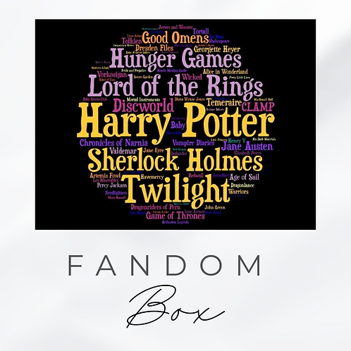 Fandom Subscription Box