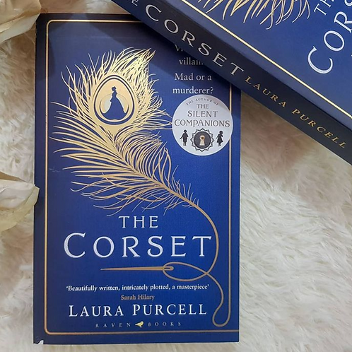 PAPERBACK - The Corset by Laura Purcell