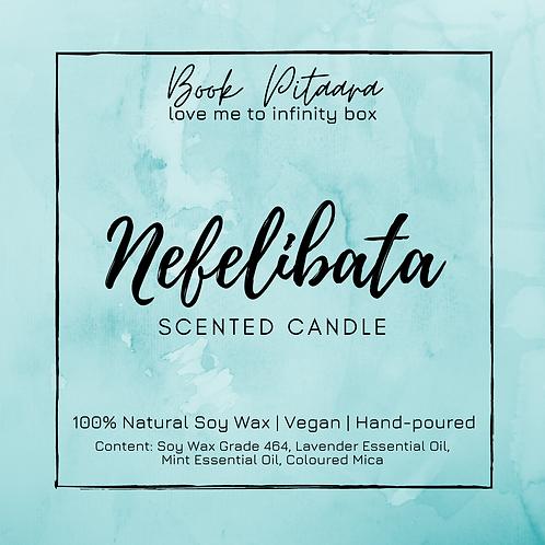 Nefelibata - Scented Candle