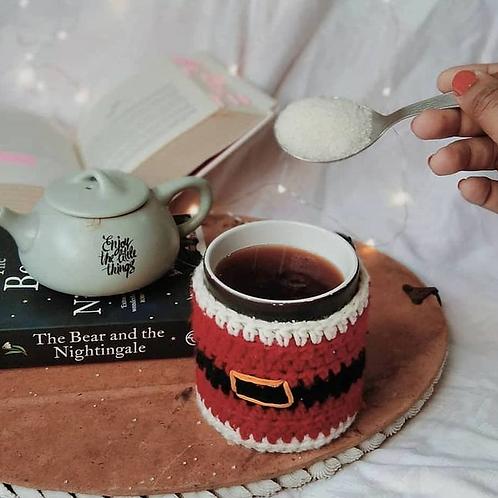 Winter Mug Cosy - Handmade by Anan Creates