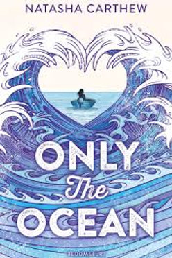 HARDCOVER - Only The Ocean by Natasha Carthew
