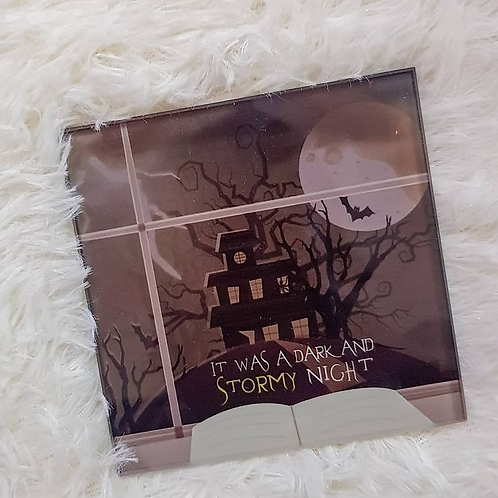 COASTER - It was a Dark and Stormy Night