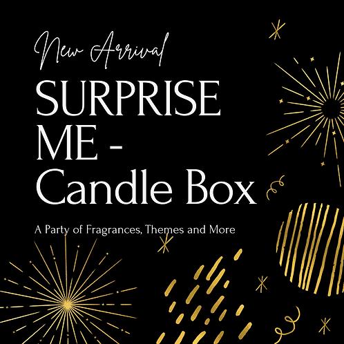 SURPRISE ME - Candle Box