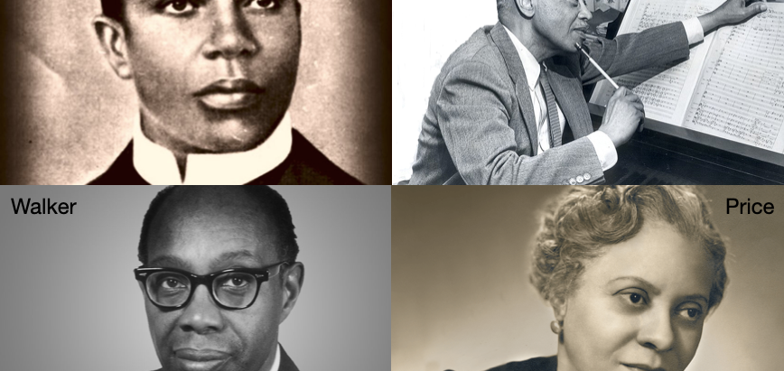 BYO Honors Great African-American Composers