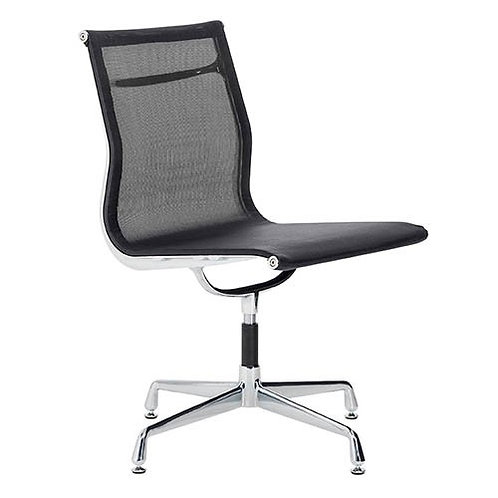Eames Aluminum Group - Side Chair- Mesh