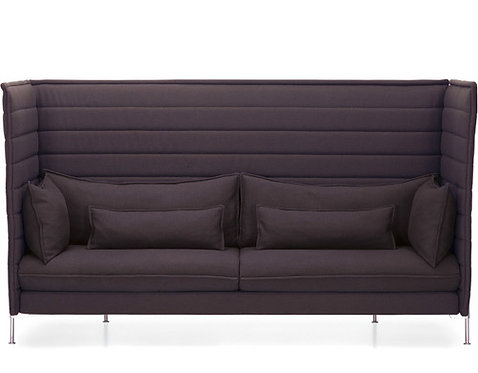 Alcove Highback 3 Seater Sofa