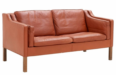 Borge Mogensen 2 Seater Sofa