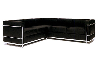 Le Corbusier Petit Corner LC2 Sectional Sofa