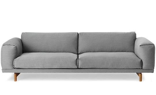 Muuto Rest 3 Seat Sofa