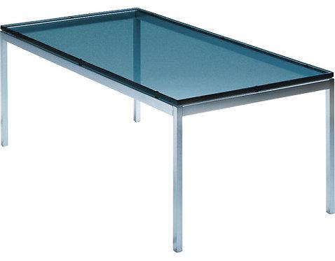 florence knoll coffee table rectangular