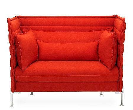 Alcove Love Seat Sofa