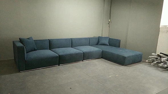 Modern Classic Corner Sofa for Wholesale