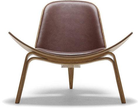Hans J Wegner CH07 Shell Chair Smile Chair