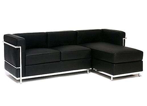 Le Corbusier Petite Chaise LC2 Sectional Sofa