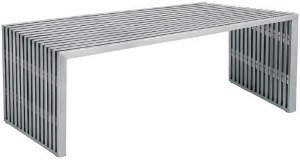 Nueuo Liuing Amici Stainless Bench