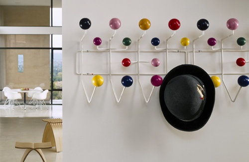 Eames Hang It All Coat Hanger