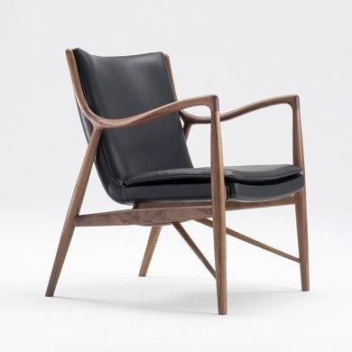 45 Chair-Designed By Finn Juhl In 1949