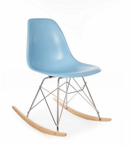 Eames Rocking Side Chair