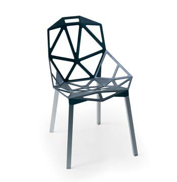 Chair One Stacking