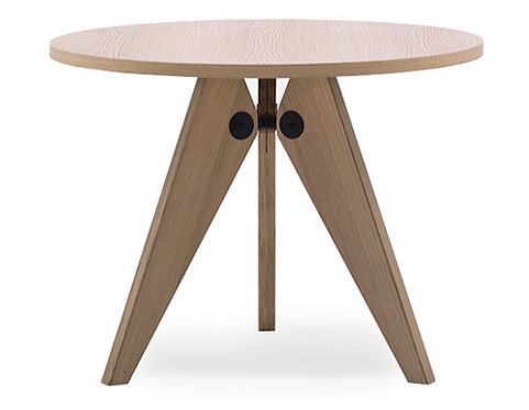 Jean Prouve Prouve Queridon Table