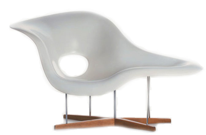 Sensational Eames La Chaise Lounge Chair Ibusinesslaw Wood Chair Design Ideas Ibusinesslaworg