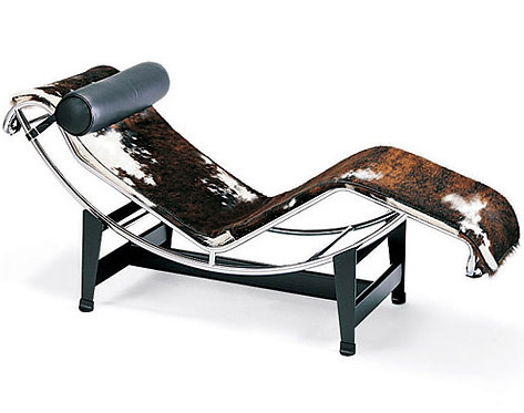 Le Corbusier Lc4 Lounge Chairs