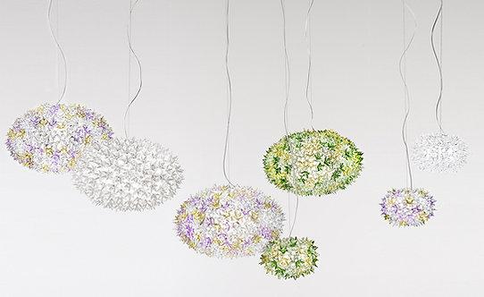 Bloom Round Suspension Lamp
