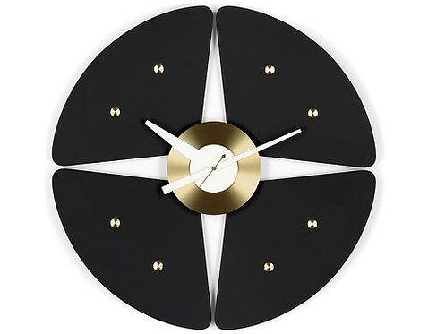 Nelson Petal Wall Clock