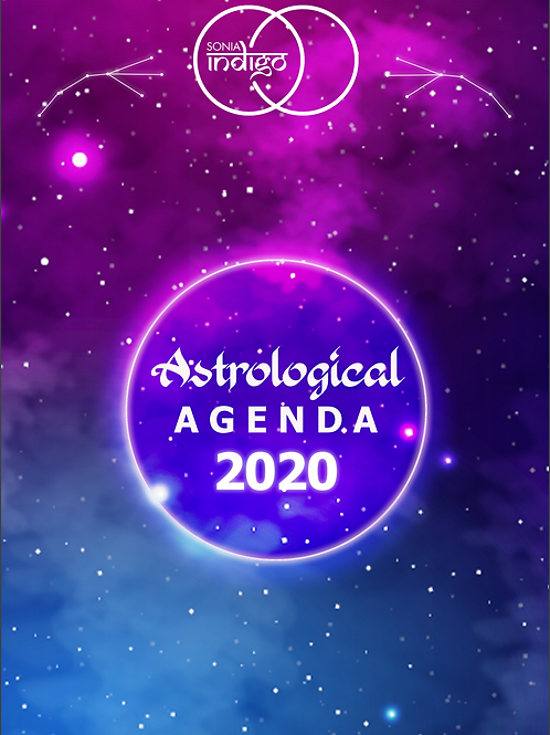 2020 Astrological Daily Planner