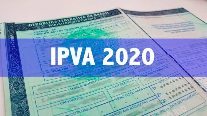 Vencimento do IPVA começa hoje