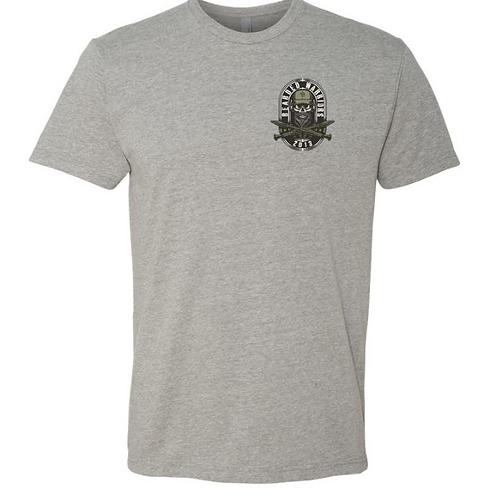 BeArded WARRIORs Logo T-Shirt *NEW*