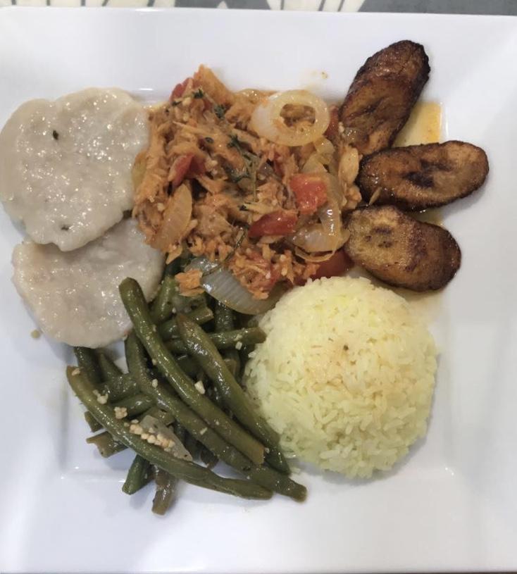 Taste of Caribbean