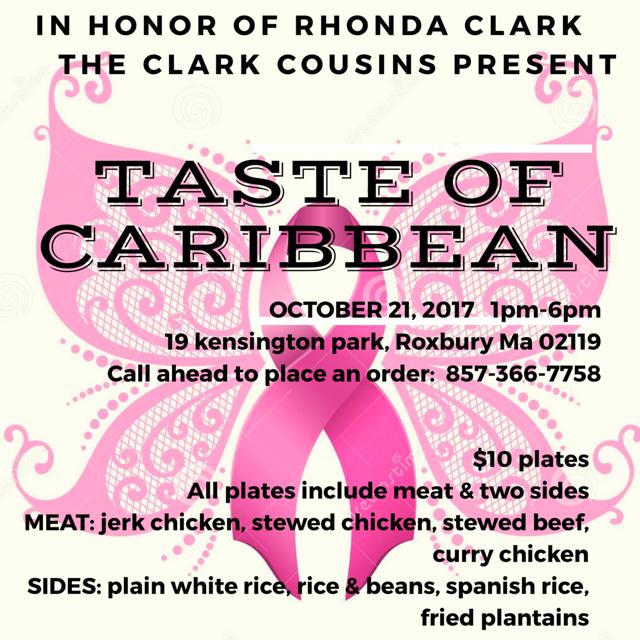 Caribbean Food Sale
