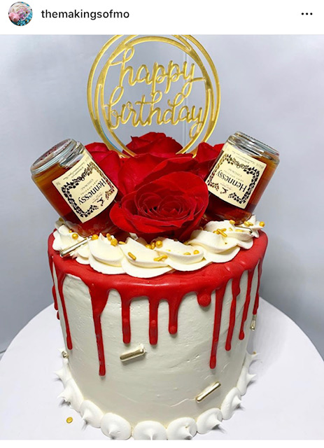 Hennessy & Roses