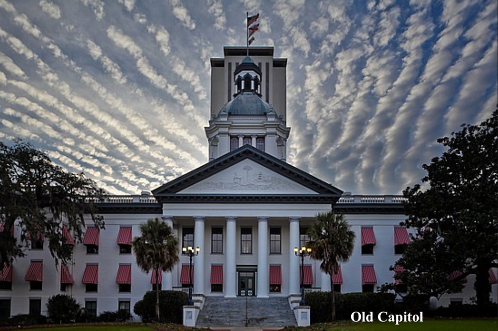 Tallahasee old Capitol